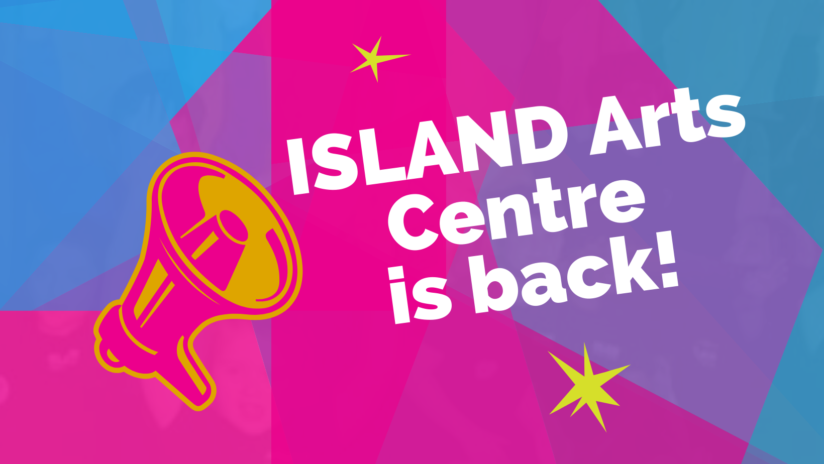 ISLAND Arts Centre is back and we're giving you a sneak preview of its Children's Arts Festival 2021