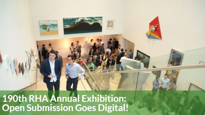 Submission Call - 190th RHA Annual Exhibition