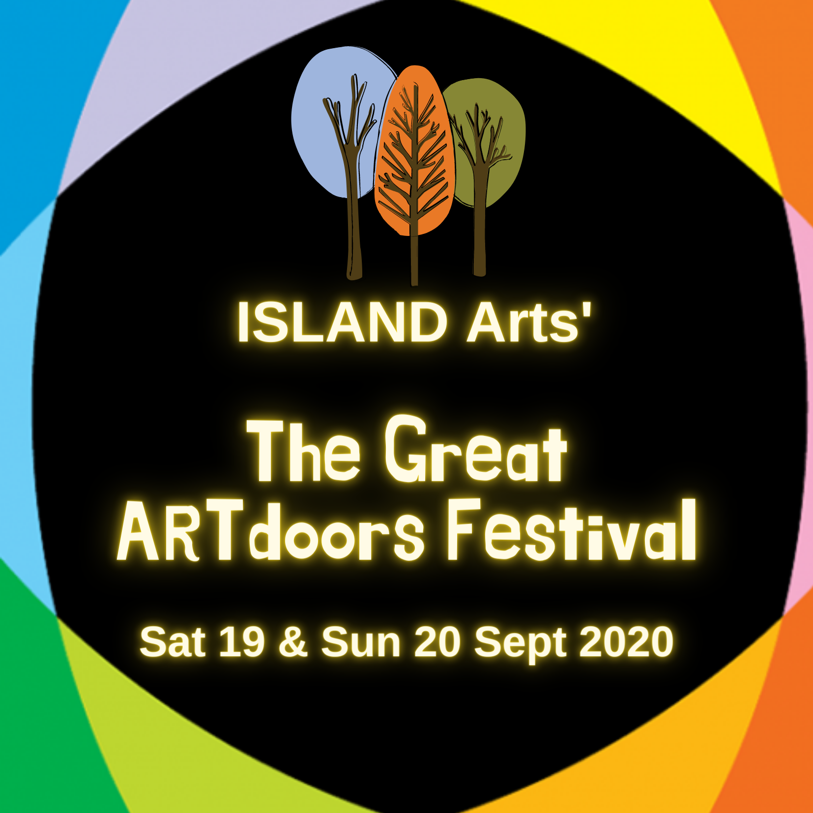 Catch-up on the Festive Fun of ISLAND Arts' 'Great ARTdoors Festival'