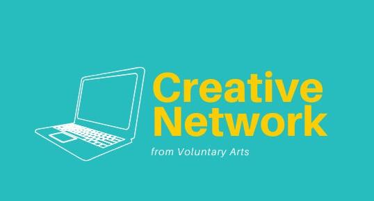 Join Voluntary Arts' CreativeNetwork