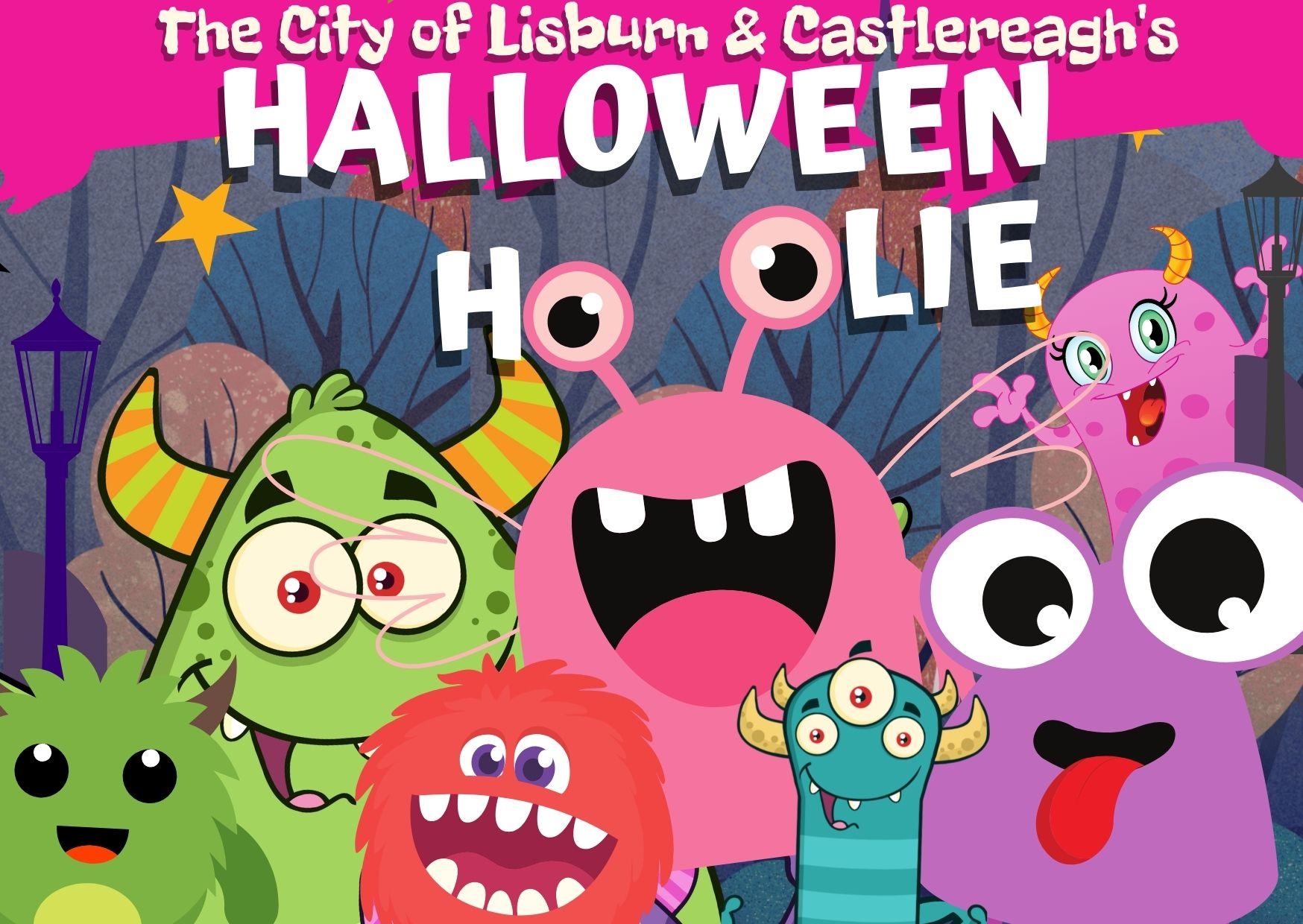 The City of Lisburn & Castlereagh's Halloween Hoolie