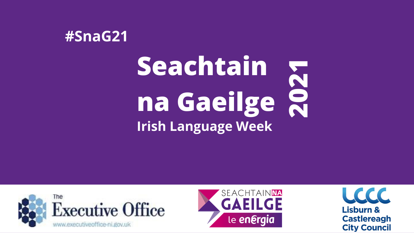 Join ISLAND Arts as we showcase Seachtain na Gaeilge (Irish Language Week), running to 17 Mar 2021