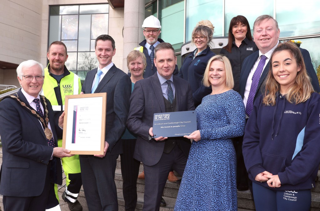 LCCC receives a healthy Silver Investor in People Assessment