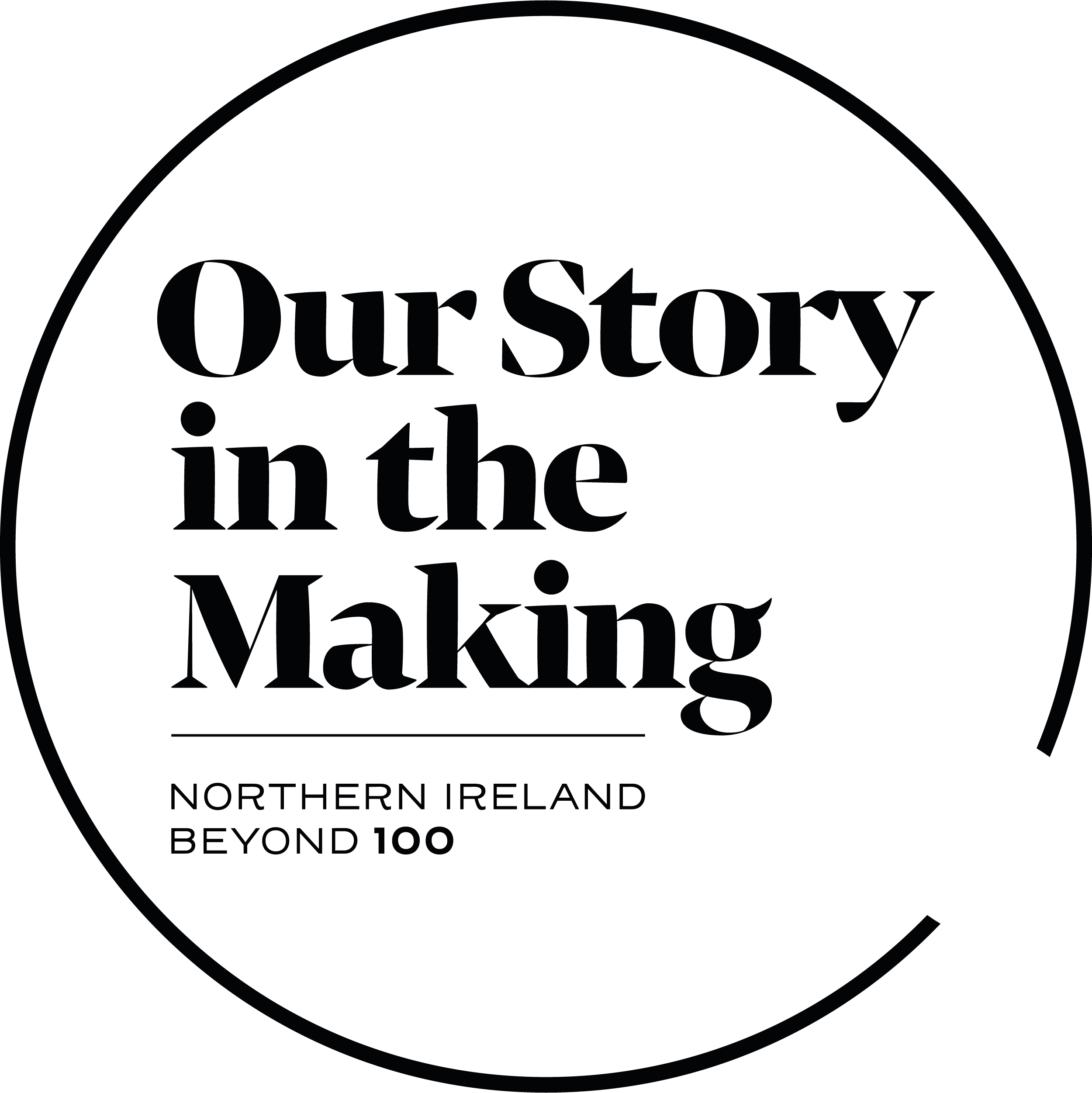 'Our Story in the Making: NI Beyond 100' Expressed by Iconic Art Piece Designed with Lisburn Castlereagh Youth Council