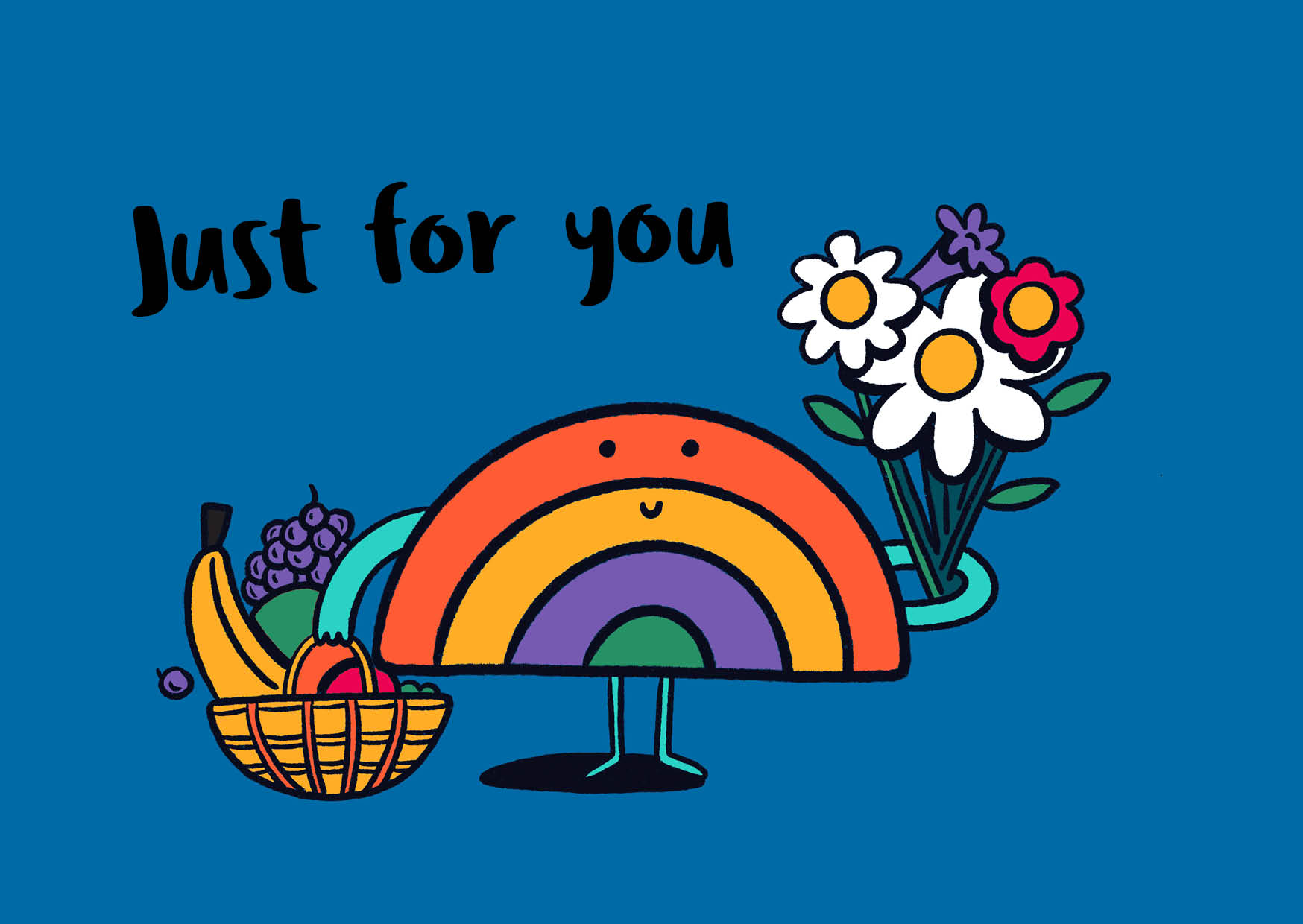 Just for you (Full Colour)